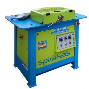 elektrische Spiralbiegmaschine Sprial-26