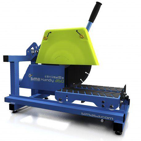Cortadora Materiales 350 mm 230V HANDY 350-1