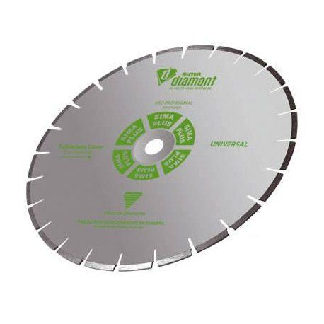 Disco Diamante-Corte Húmedo-Universal Plus 350 mm