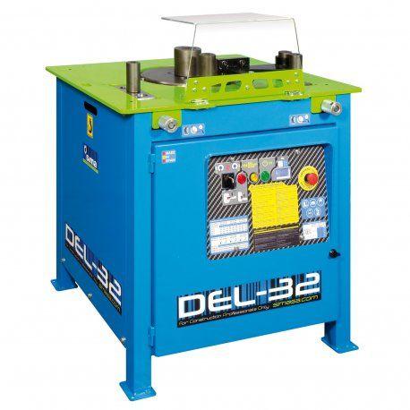 Dobladora Automática 400V 4,5Hp DEL-32-2V
