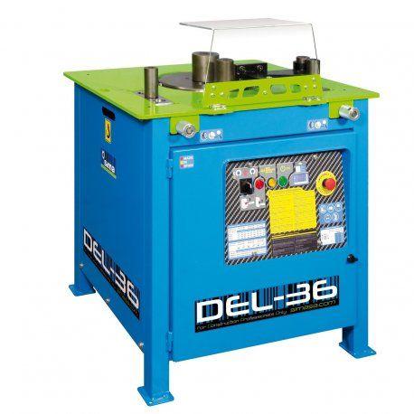 Dobladora Automática 400V 4Hp DEL-36
