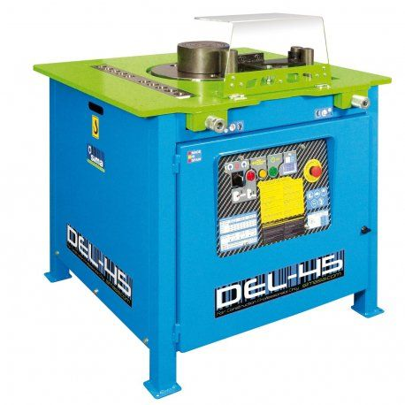 Dobladora Automática 400V 4Hp DEL-45