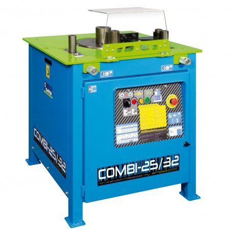 Dobladora y Cortadora 400V 3Hp COMBI-25-32