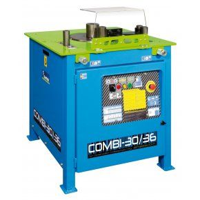 Dobladora y Cortadora 400V 4Hp COMBI-30-36