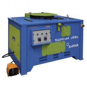 Espiraladora Eléctrica 400V 3,2 Hp SPIRAL-36