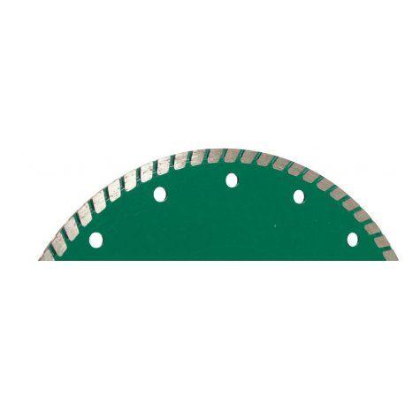 Disco Diamante-Seco/Húmedo-Universal-Turbo Fino-Plus 230 mm