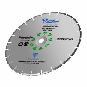 Disco Diamante Corte Húmedo-Universal Premium 1000 mm