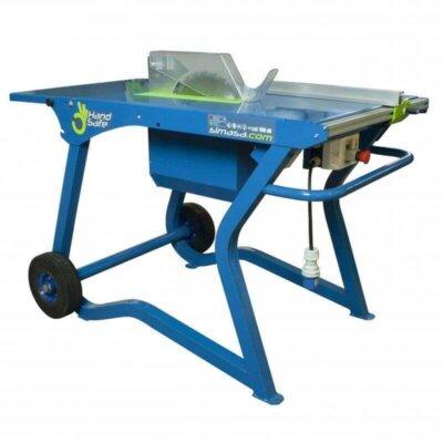 como cortar madera recta con amoladora